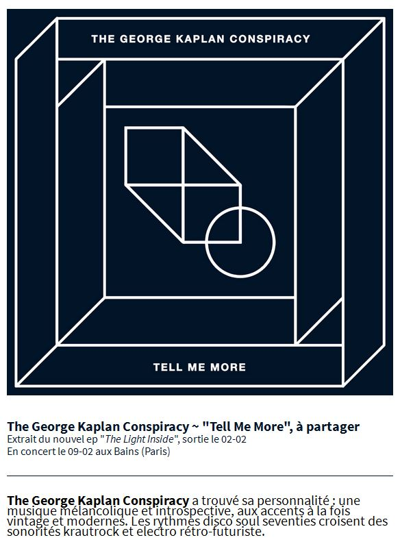 The George Kaplan Company